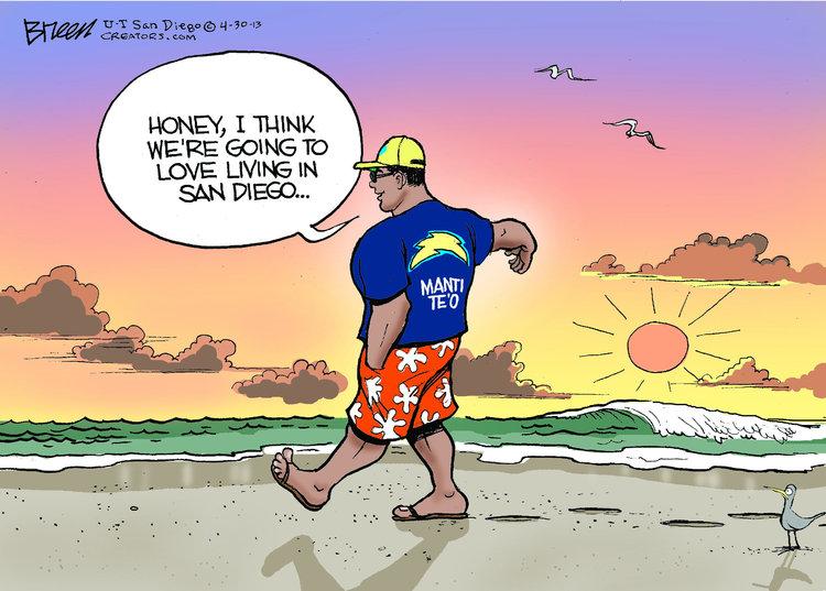 Steve Breen for Apr 30, 2013 Comic Strip