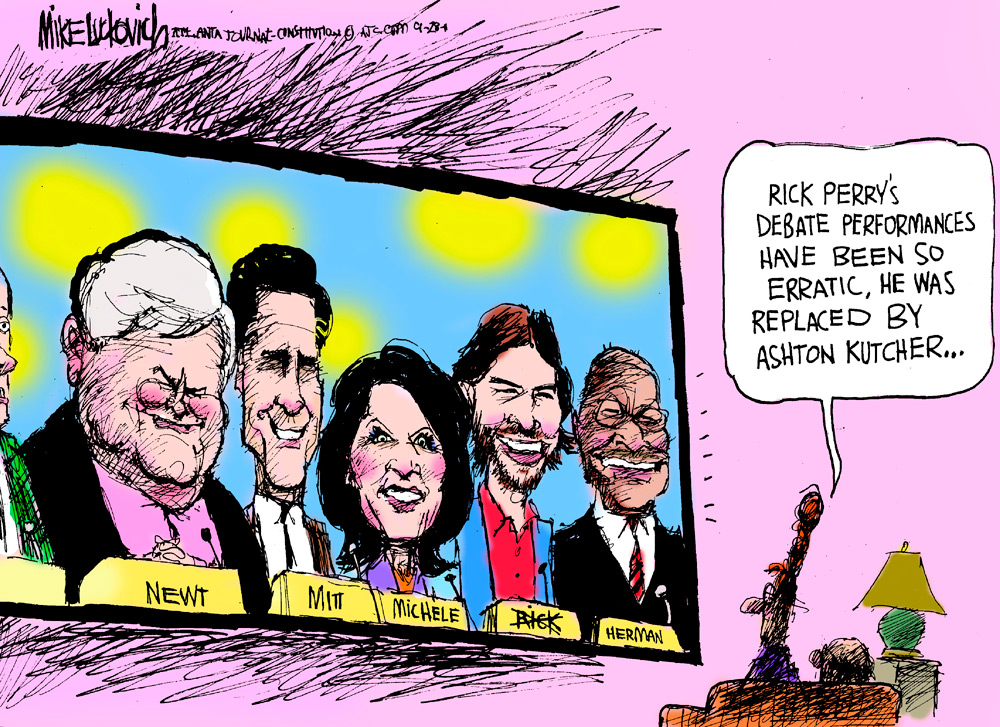 Mike Luckovich Comic Strip for September 28, 2011