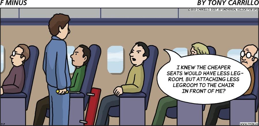 F Minus for Jul 7, 2013 Comic Strip