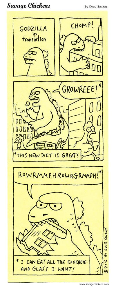Savage Chickens by Doug Savage on Thu, 02 Jul 2020