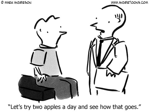 Andertoons Comic Strip for August 01, 2012