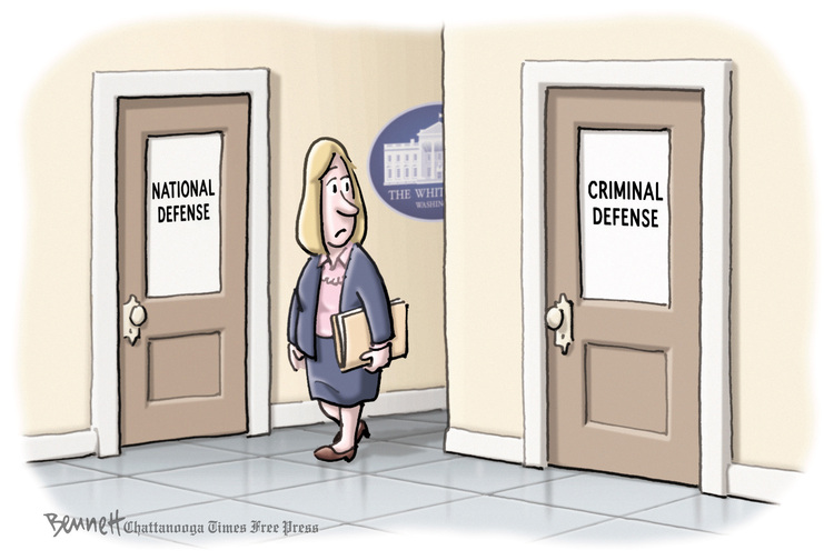 Clay Bennett Comic Strip for April 19, 2018
