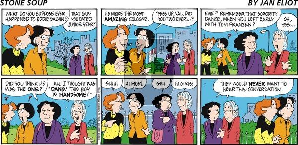 Stone Soup on Sunday March 21, 2021 Comic Strip