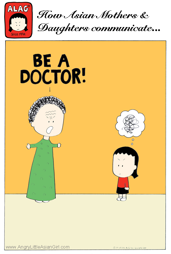 BE A DOCTOR!
