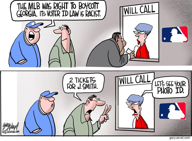 Gary Varvel Comic Strip for April 05, 2021