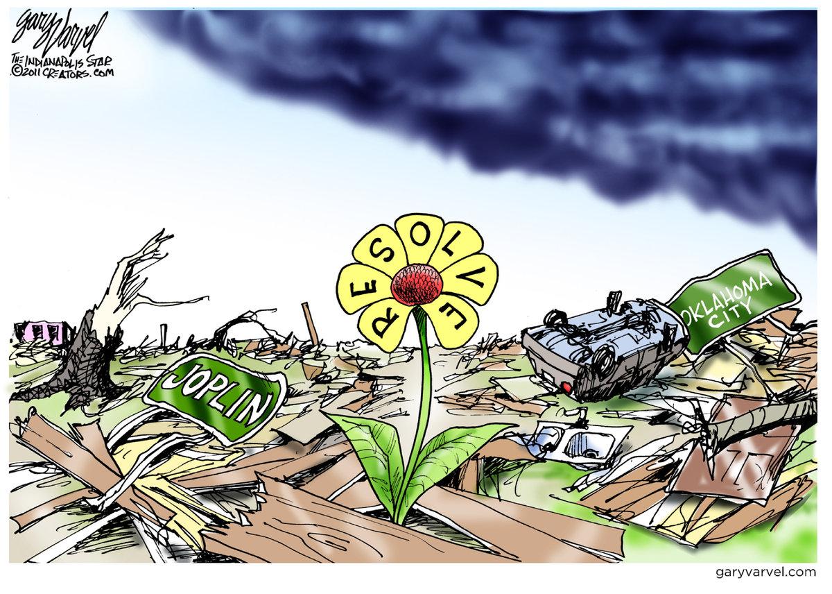 Gary Varvel Comic Strip for May 26, 2011