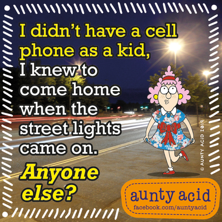Aunty Acid by Ged Backland for September 13, 2019