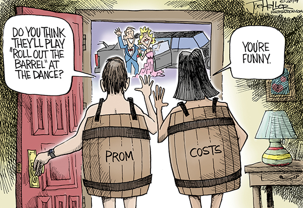 Joe Heller Comic Strip for April 28, 2019