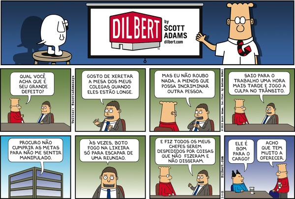 Dilbert - Brazilian Portuguese