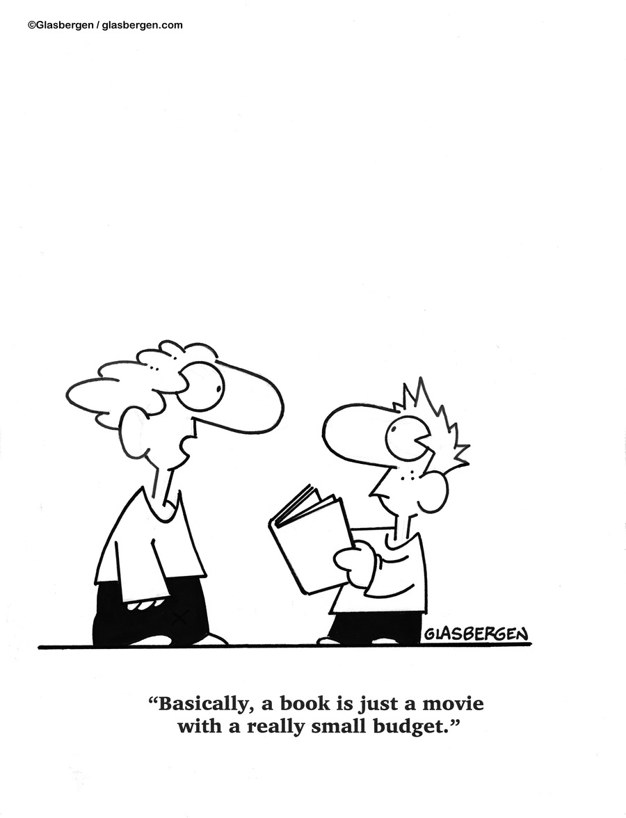 Glasbergen Cartoons Comic Strip for November 29, 2020
