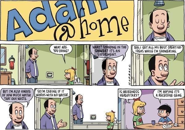 Adam@Home on Sunday February 28, 2016 Comic Strip