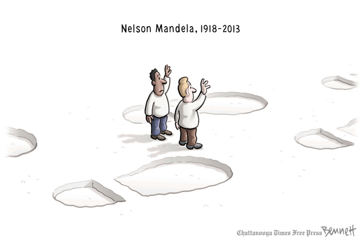 Clay Bennett Comic Strip for December 06, 2013