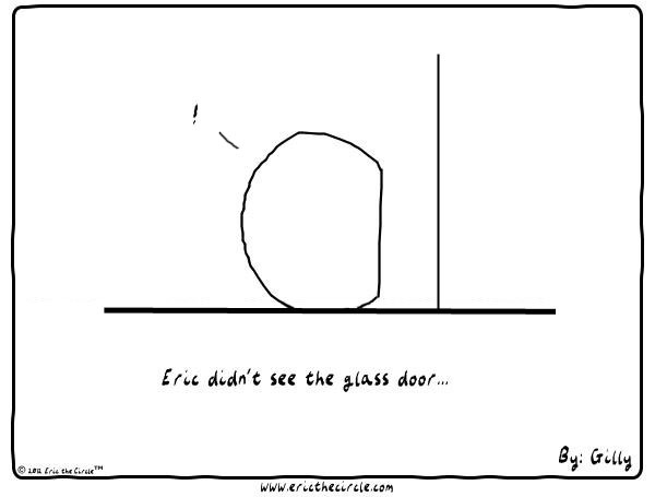 Eric the Circle Comic Strip for September 20, 2019