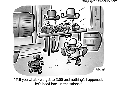Andertoons Comic Strip for April 22, 2019