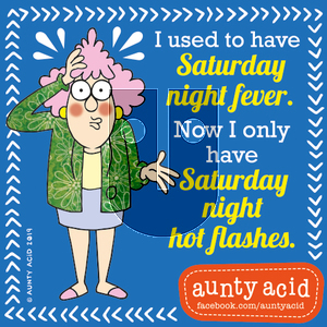 Aunty Acid on Sunday September 29, 2019 Comic Strip
