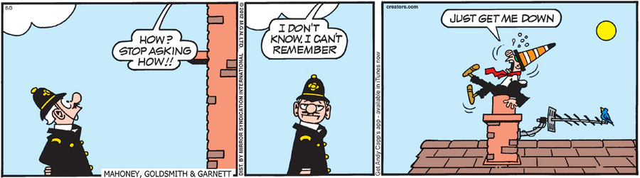 Andy Capp for Aug 3, 2012 Comic Strip