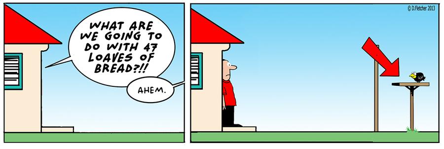 Crumb for Jun 21, 2013 Comic Strip