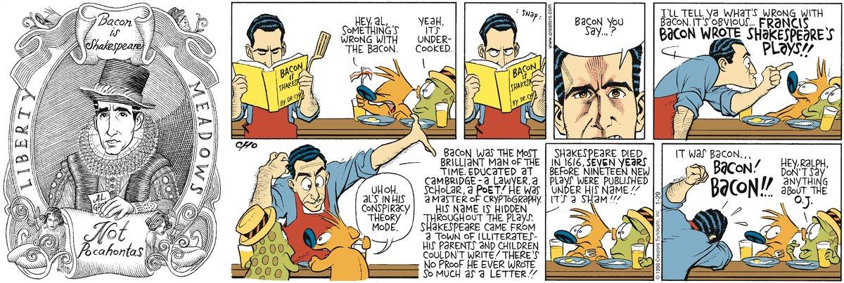 Liberty Meadows for Jan 29, 2012 Comic Strip