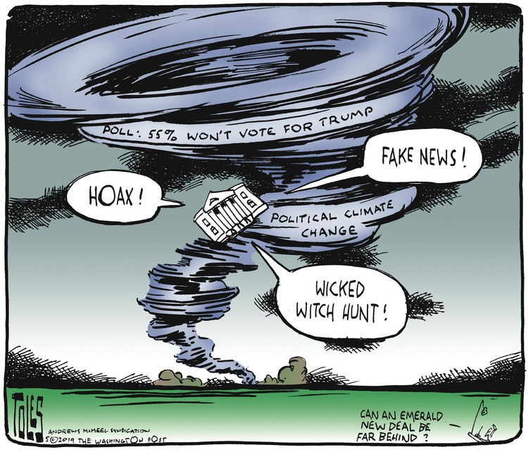 Tom Toles Comic Strip for May 05, 2019