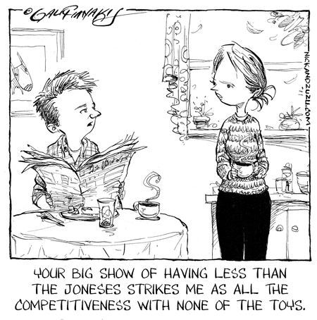 Nick and Zuzu for Oct 6, 2013 Comic Strip