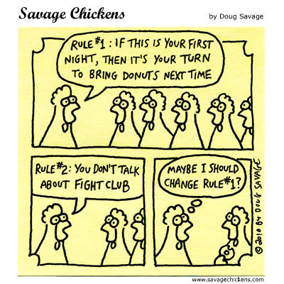 Savage Chickens Comic Strip for September 03, 2014