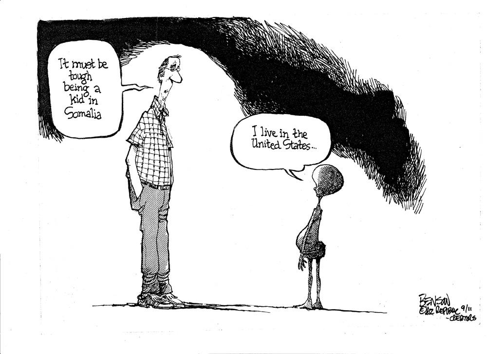 Steve Benson Comic Strip for September 15, 2011