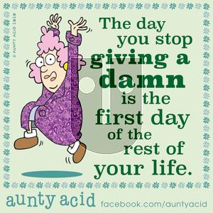 Aunty Acid on Sunday January 19, 2020 Comic Strip