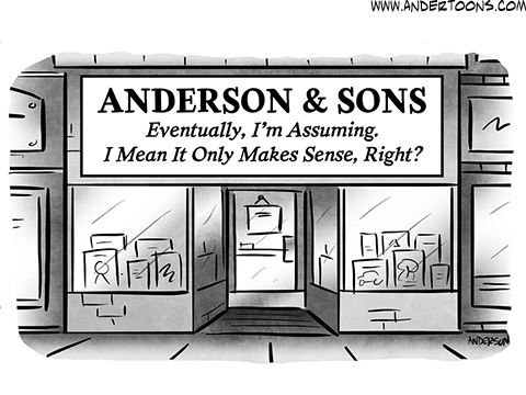 Andertoons by Mark Anderson on Thu, 25 Jun 2020