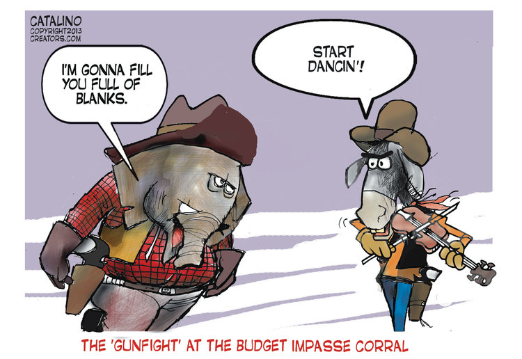 Ken Catalino for Sep 28, 2013 Comic Strip
