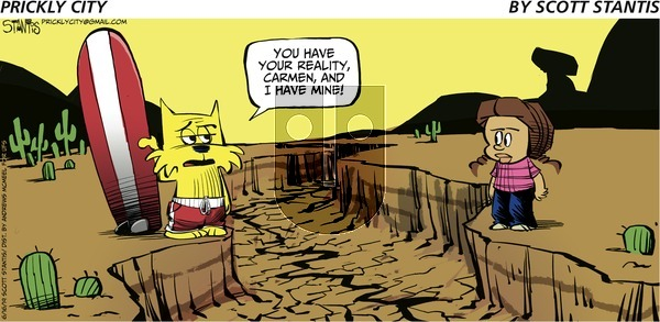 Prickly City - Sunday June 16, 2019 Comic Strip