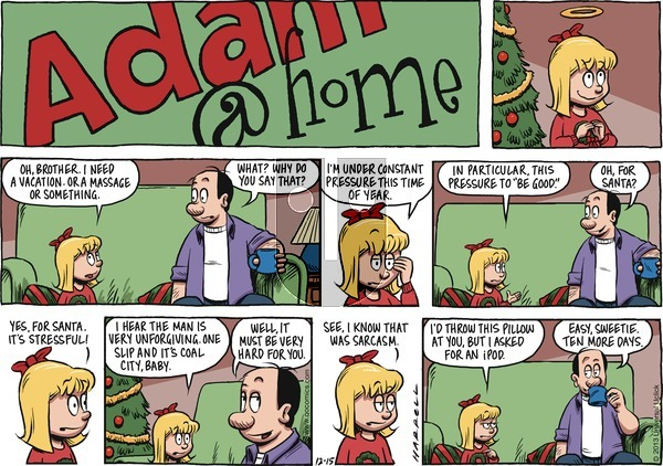 Adam@Home on Sunday December 15, 2013 Comic Strip