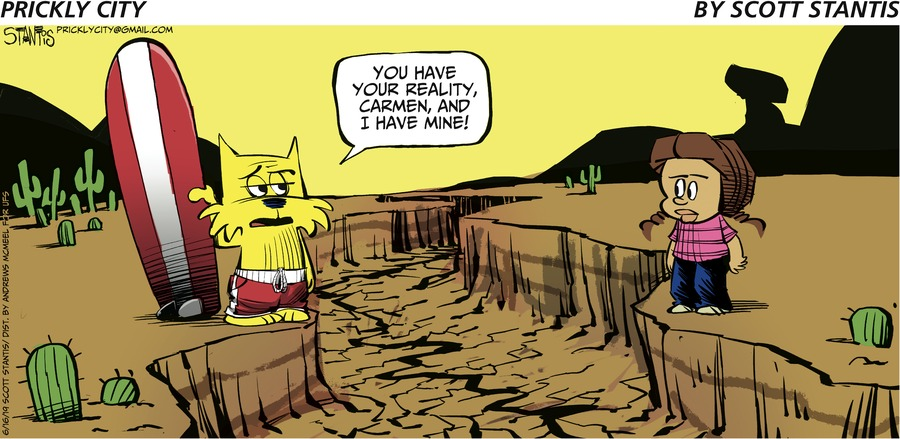 Prickly City Comic Strip for June 16, 2019