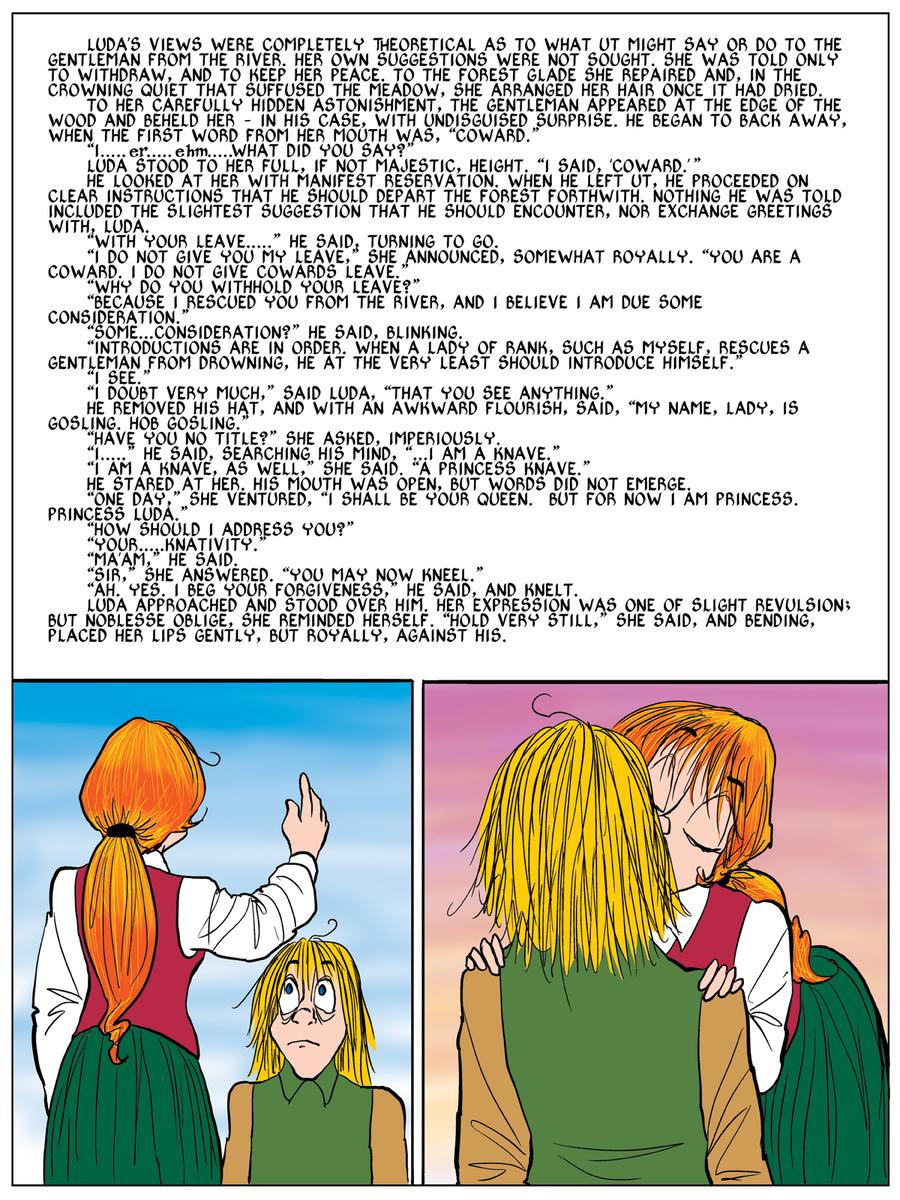 Pibgorn Comic Strip for April 06, 2020