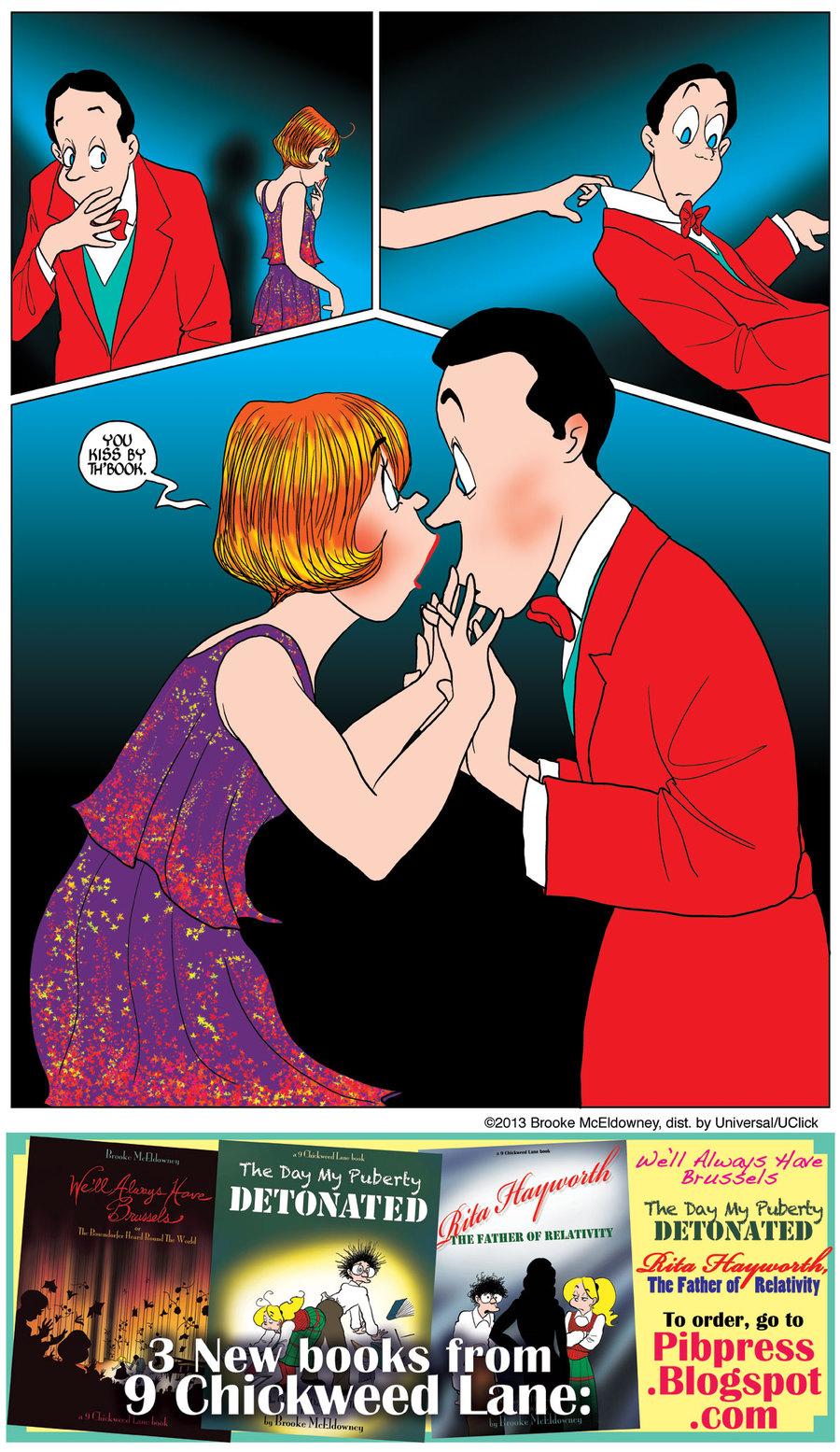 Pibgorn for Oct 3, 2013 Comic Strip