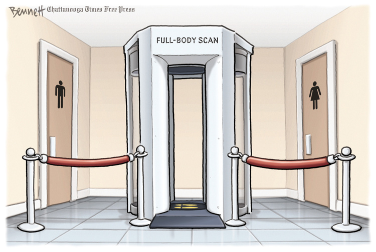 Clay Bennett Comic Strip for May 25, 2016