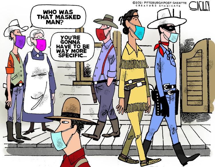 Steve Kelley Comic Strip for August 01, 2021