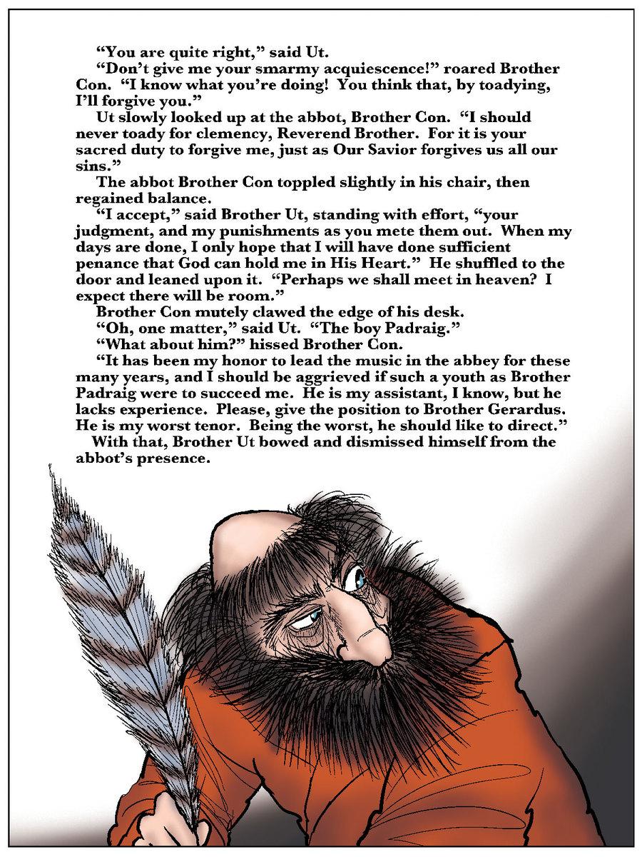 Pibgorn Comic Strip for November 08, 2019