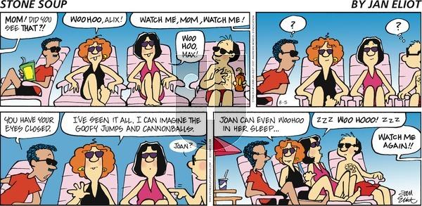 Stone Soup - Sunday August 5, 2018 Comic Strip