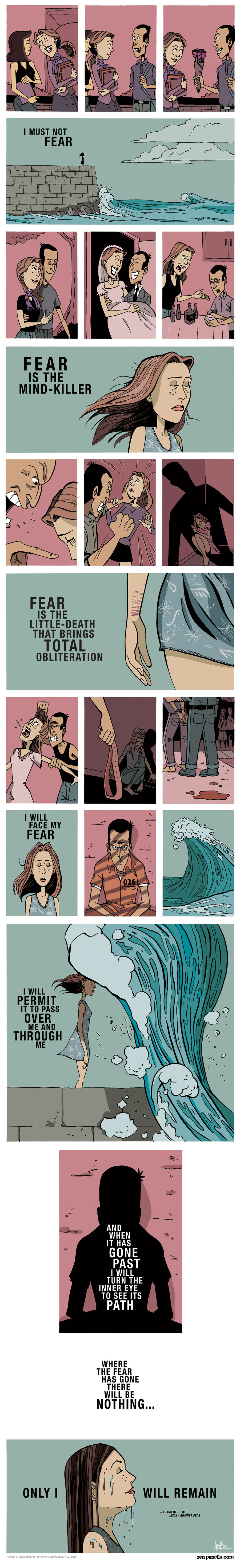 Zen Pencils Comic Strip for February 16, 2015