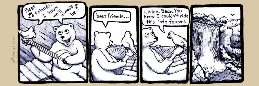 Perry Bible Fellowship Comic Strip for April 06, 2021