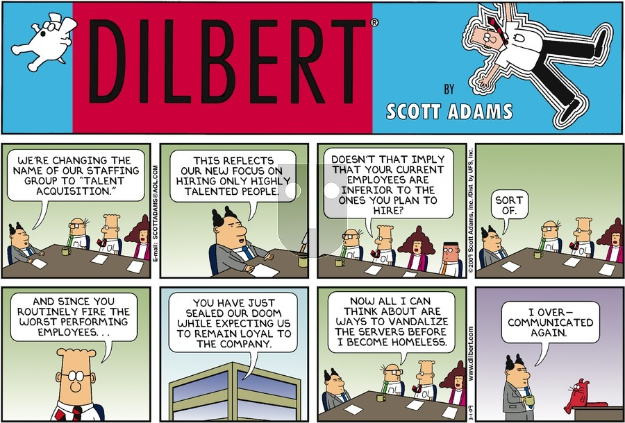 Purchase Comic Strip for 2009-03-01