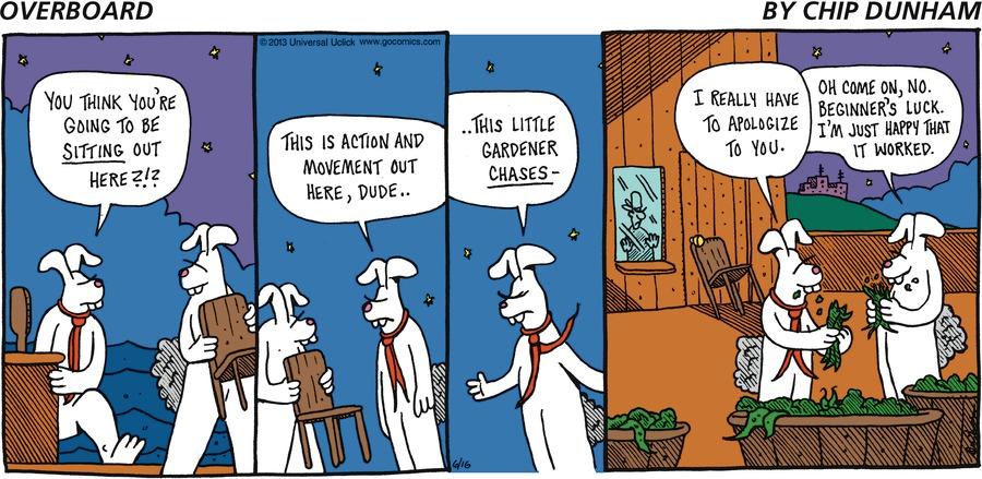 Overboard for Jun 16, 2013 Comic Strip