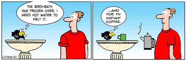 Crumb Comic Strip for January 27, 2011