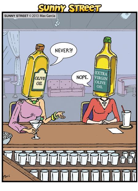 Sunny Street Comic Strip for September 04, 2013