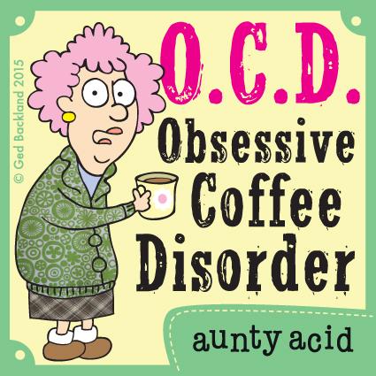 Aunty Acid Comic Strip for April 26, 2015