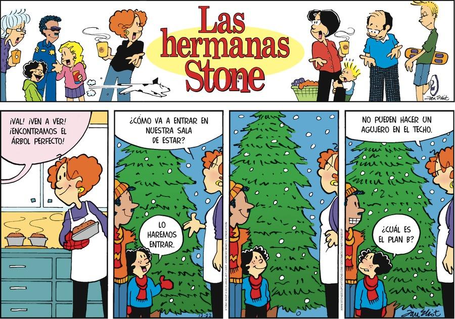 Las Hermanas Stone by Jan Eliot on Sun, 22 Dec 2019