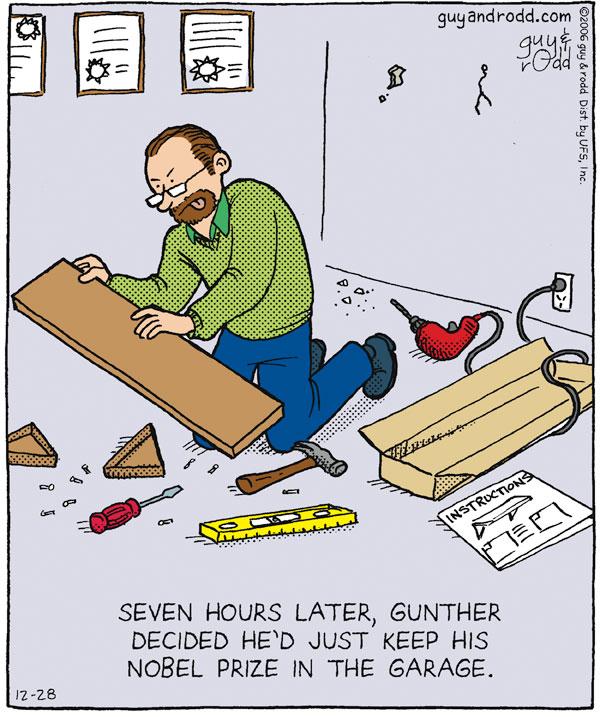 Brevity Comic Strip for December 28, 2006