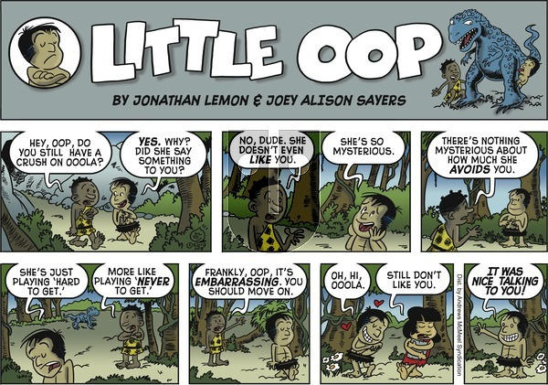 Alley Oop on Sunday June 2, 2019 Comic Strip