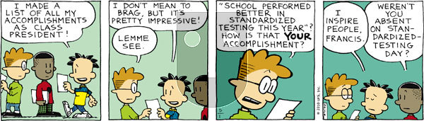 Big Nate on Saturday May 1, 2010 Comic Strip