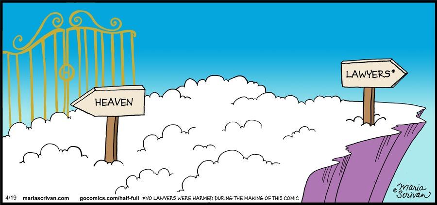 Half Full Comic Strip for April 19, 2015